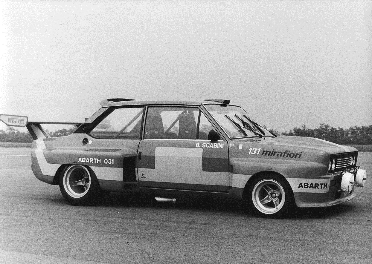 Text by mike hollander fiat 131 mirafiori club holland
