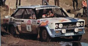 FIAT 131 Abarth 1980 1000 Lacs Alen TOR88538
