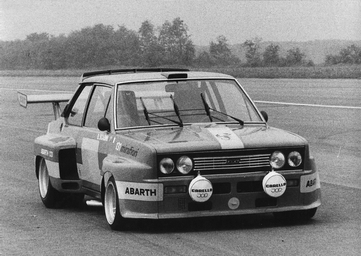 031 Abarth Fiat 131 Abarth Rally Corsa G 4